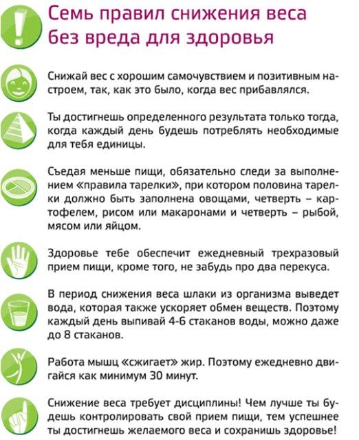 Особенности питания мужчин и женщин во время тренировок для похудения | proka4aem.ru