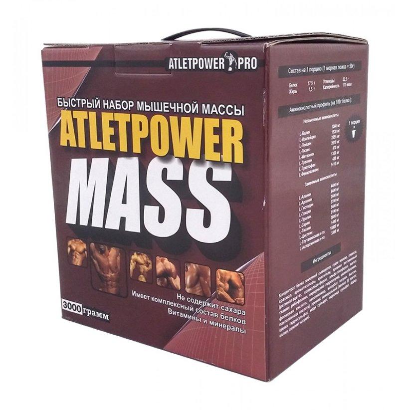 Протеин или гейнер - что лучше для набора массы
