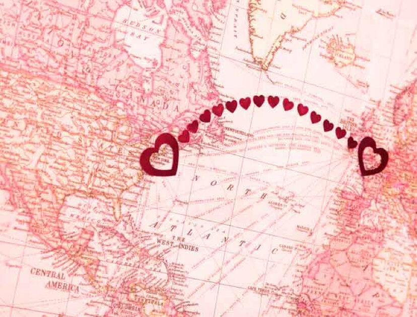 Любовь на расстоянии – возможна ли она, и как сохранить отношения на расстоянии?