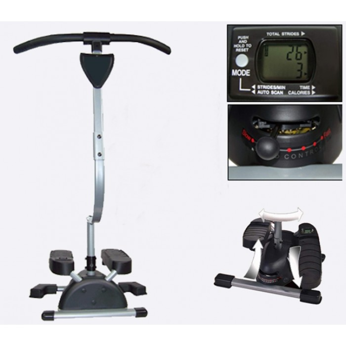 Дорожка, эллипс, велосипед или степпер: как выбрать тренажёр для кардио — om activ