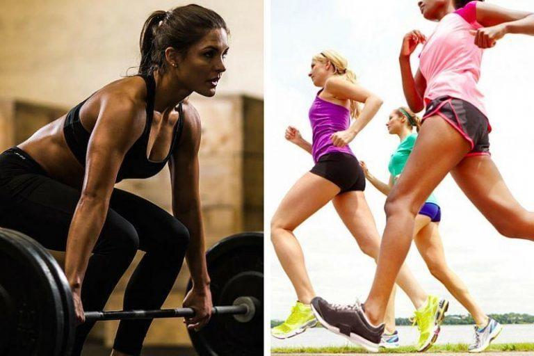 Можно ли женщинам поднимать тяжести в тренажерном зале