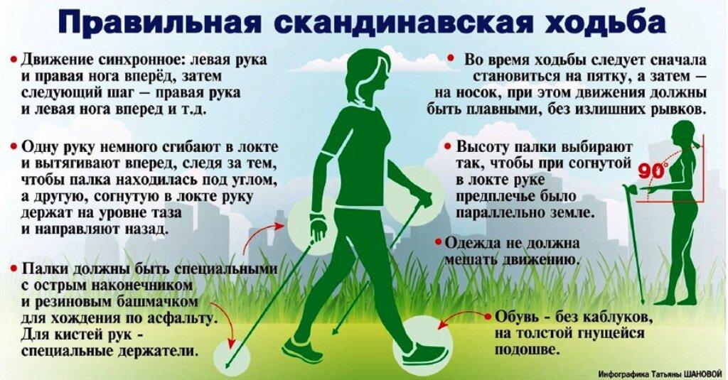 Ходьба для похудения: сколько в день ходить для результата