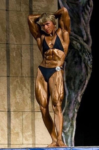Фототелеграф  » наталья огрызко – спортсменка, которую невозможно отличить от мужчины