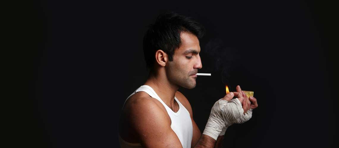 Курение и фитнес: как никотин влияет на результаты в спорте