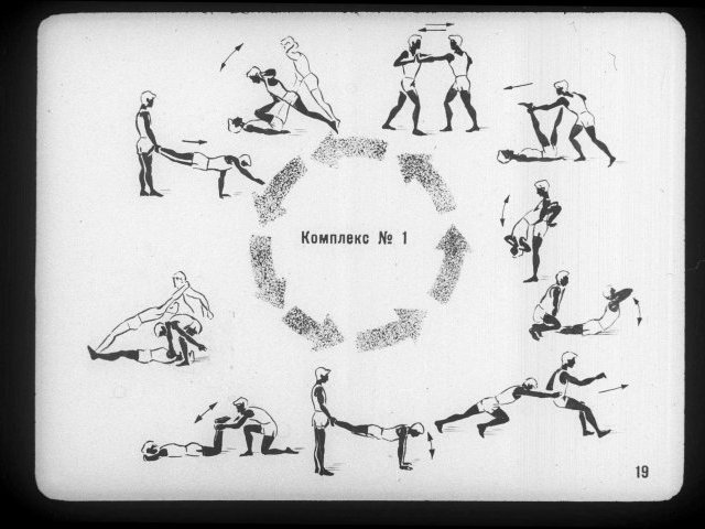 Утренняя зарядка из ссср: комплекс упражнений, если зал на карантине | livasteel