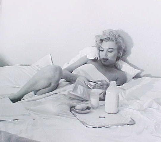 Завтрак от мэрилин монро    - полезные статьи