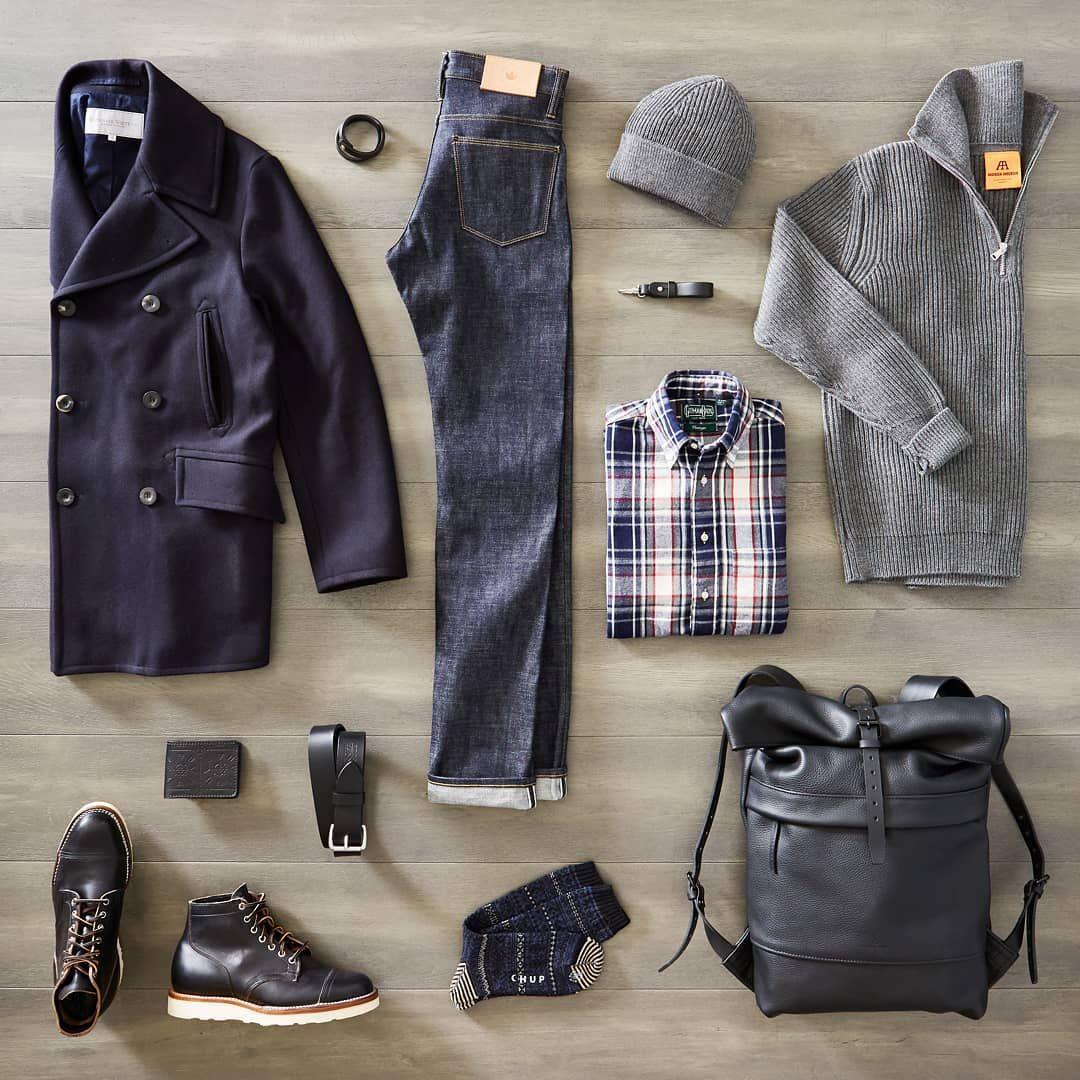 Брендовая мужская одежда, что обязательно должно быть в гардеробе