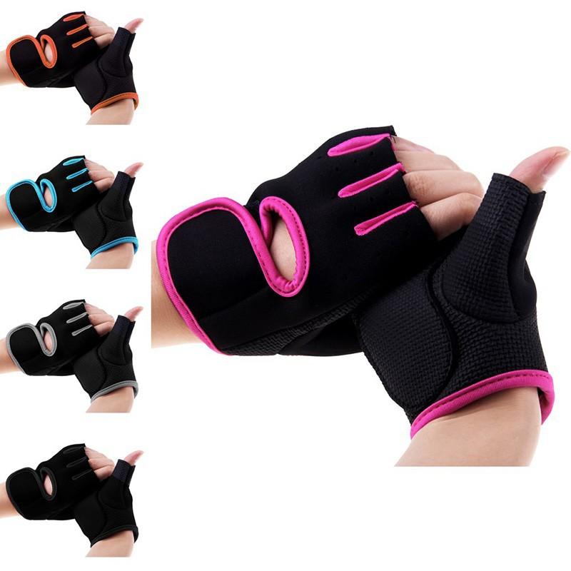 Перчатки для фитнеса - виды, какие лучше выбрать