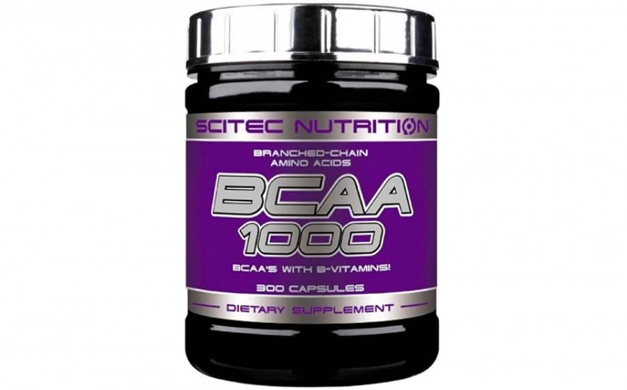 Scitec nutrition amino – обзор добавок