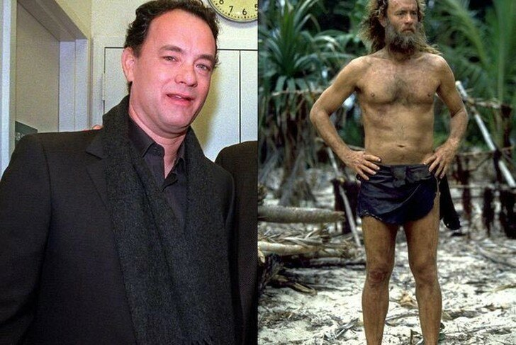 Актёры, поправившиеся ради роли: фото до и после, россия, голливуд - 24сми