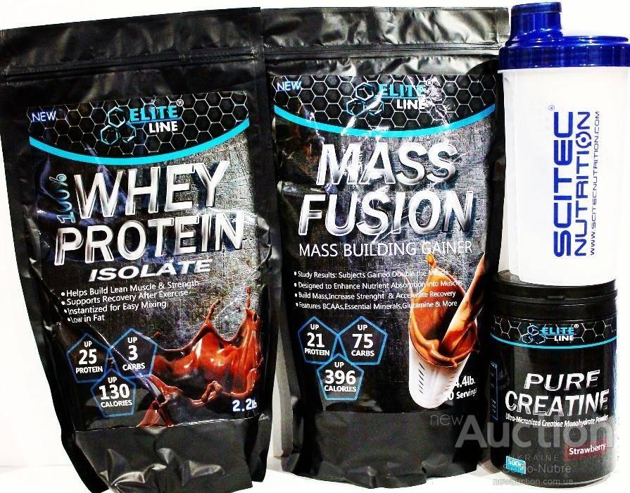 Протеин или гейнер — что лучше выбрать новичку?