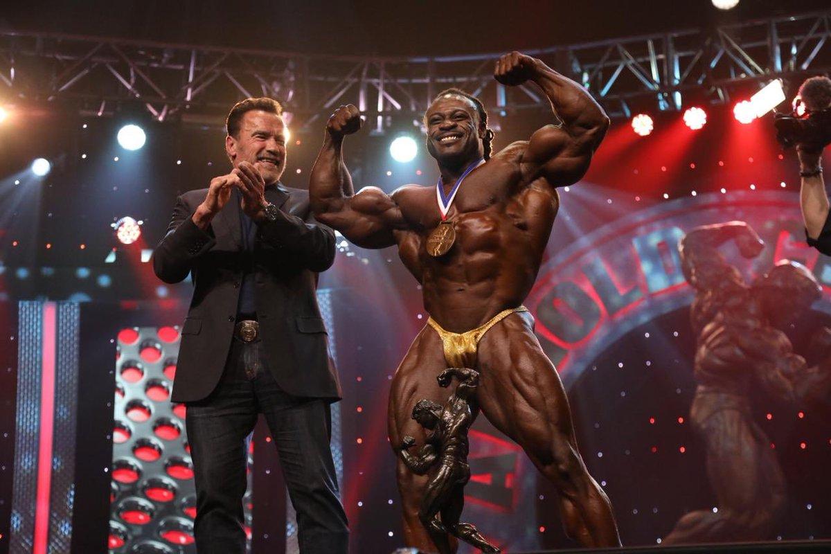 Уильям Бонак намеревается победить на Олимпии 2020 несмотря на жесткую конкуренцию