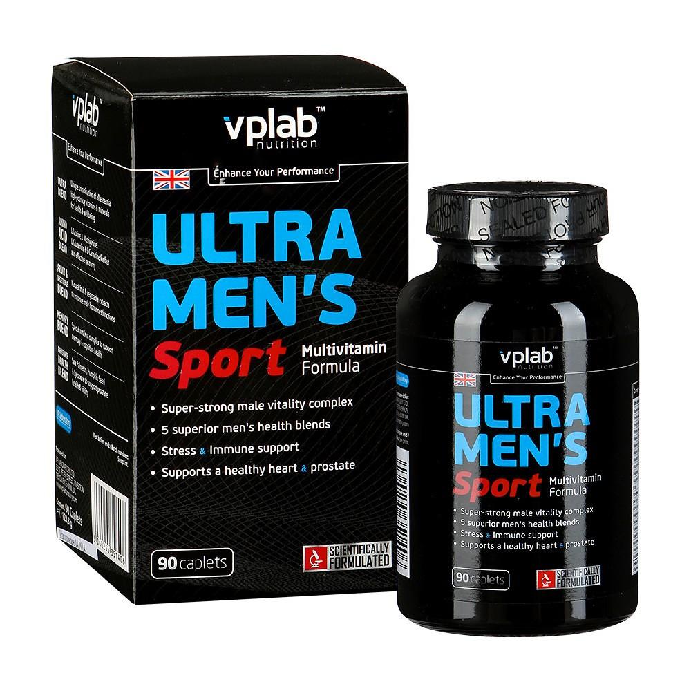 Витамины ультра менс спорт: отзывы, как принимать