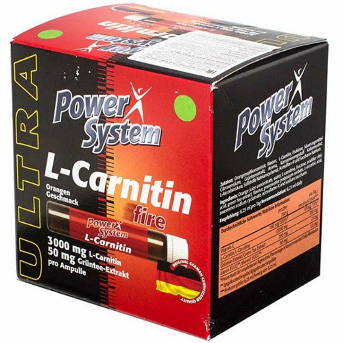Спортивная добавка l-carnitin 60000