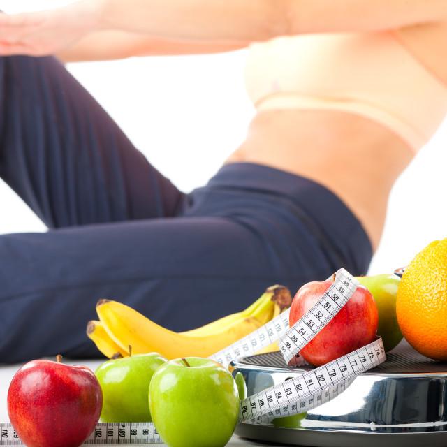 Правильное питание при занятиях фитнесом  - продукты фитнес-меню |