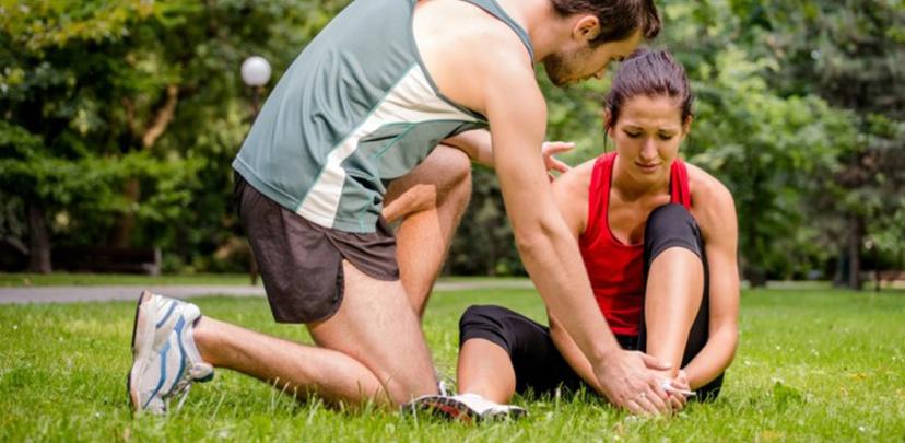 Спортивные травмы – рекомендации как обезопасить себя