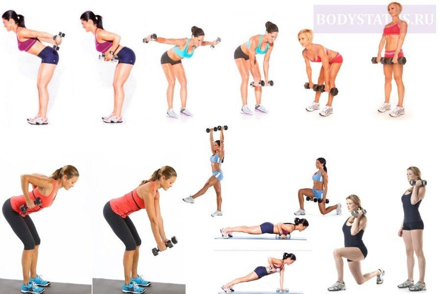 Упражнения для похудения рук— советы профессиональных тренеров