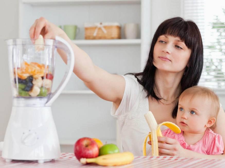 Как похудеть кормящей маме без вреда для ребенка в домашних условиях