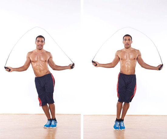 Сколько надо прыгать на скакалке в день чтобы похудеть? - мой тренер 24 часа