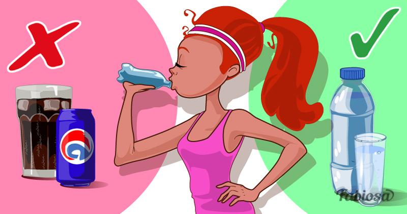 Как узнать, достаточно ли вы пьете воды?  как узнать, достаточно ли вы пьете воды? — медальтернатива.инфо