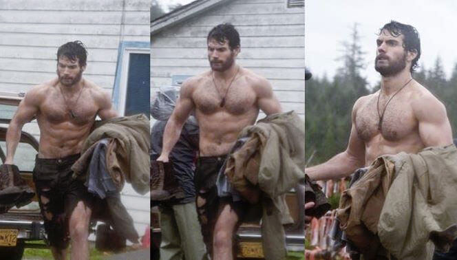 Фитнес для суперменов: тренировка генри кавилла :: тренировки ::  «живи!