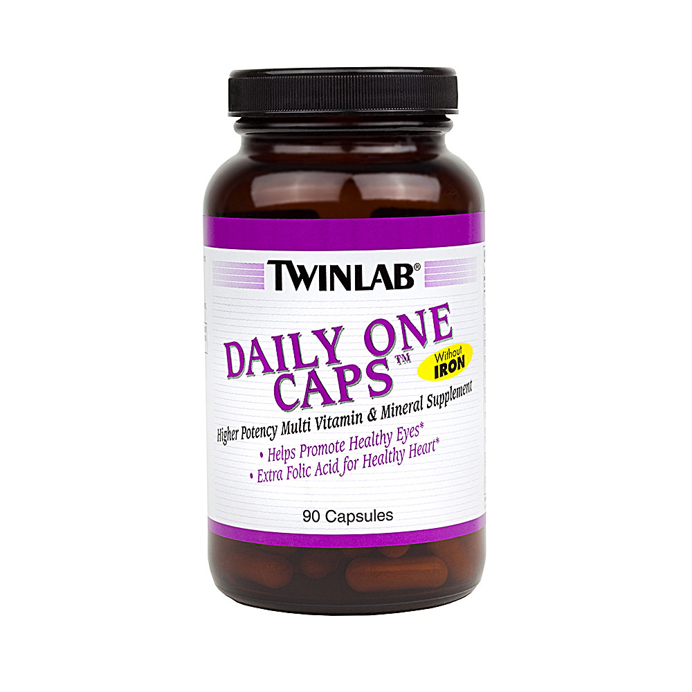Daily One Caps от TwinLab