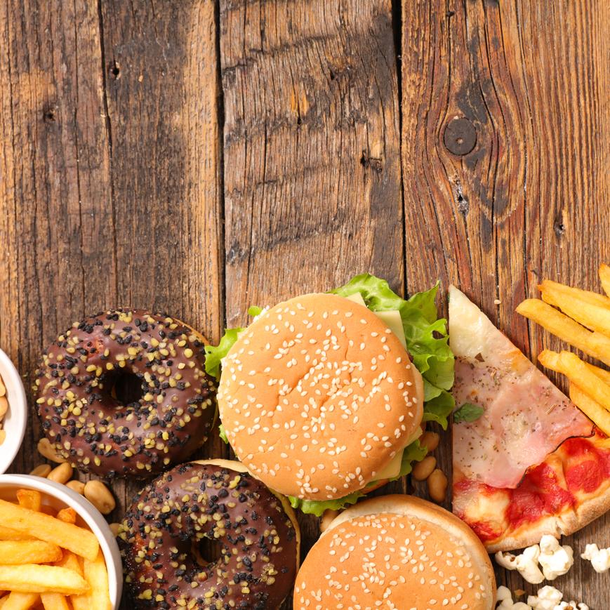 От какой еды никогда не толстеют