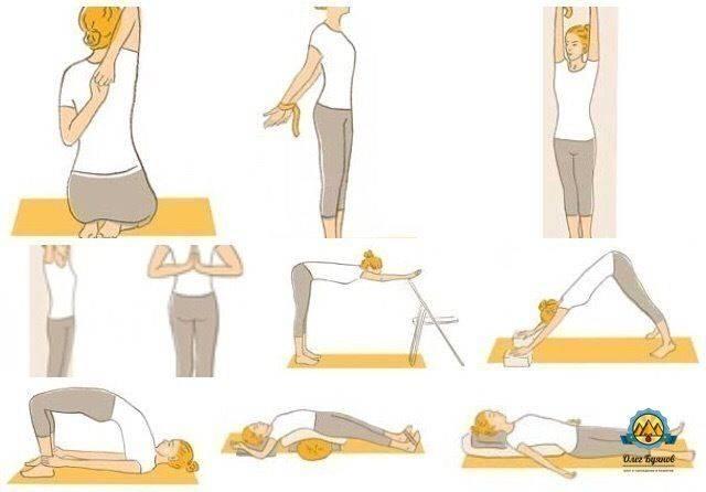 Лфк при сутулости с палкой: рекомендации, упражнения, профилактика