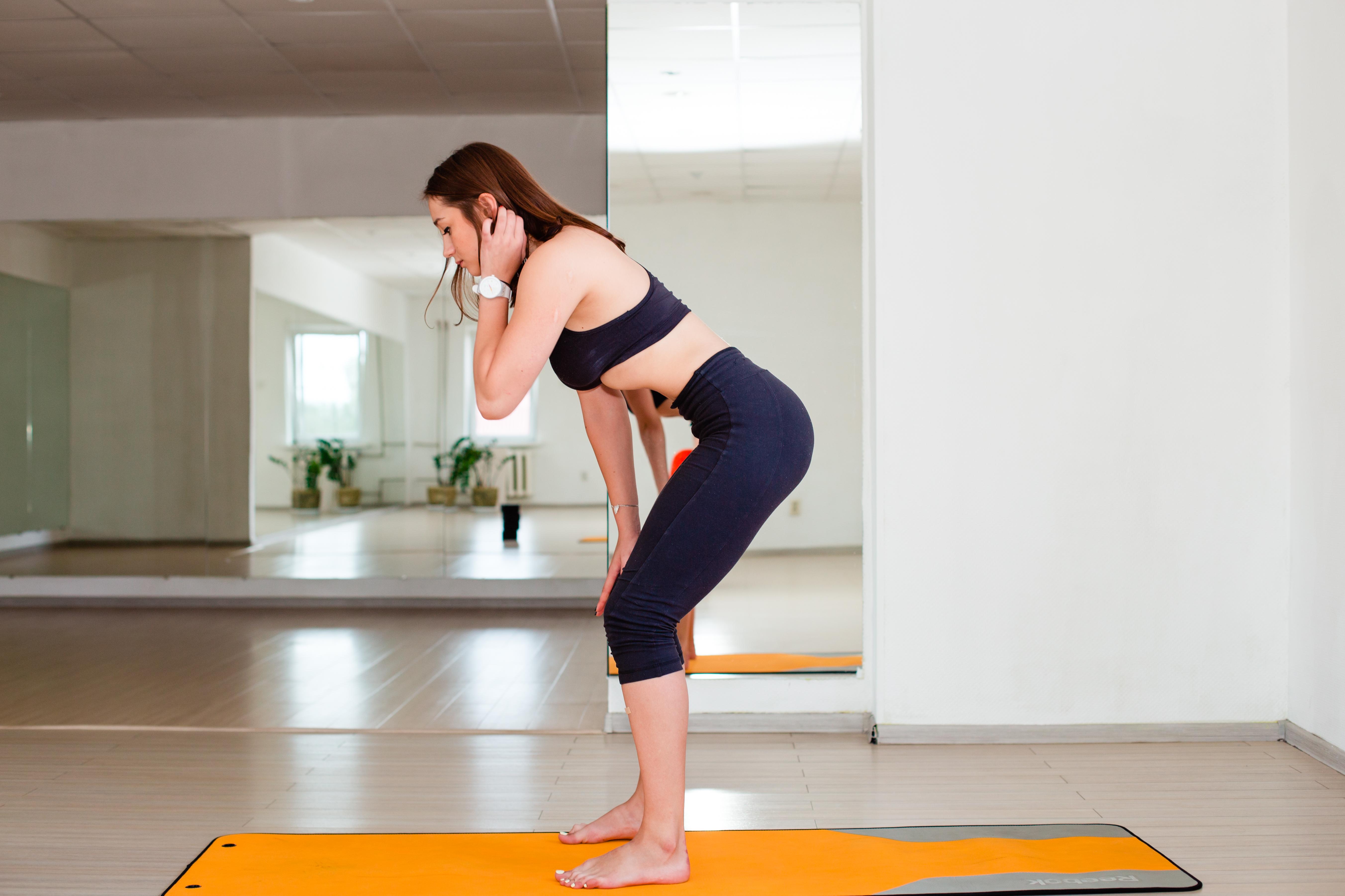 Упражнение вакуум для живота - техника выполнения в домашних условиях с фото и видео