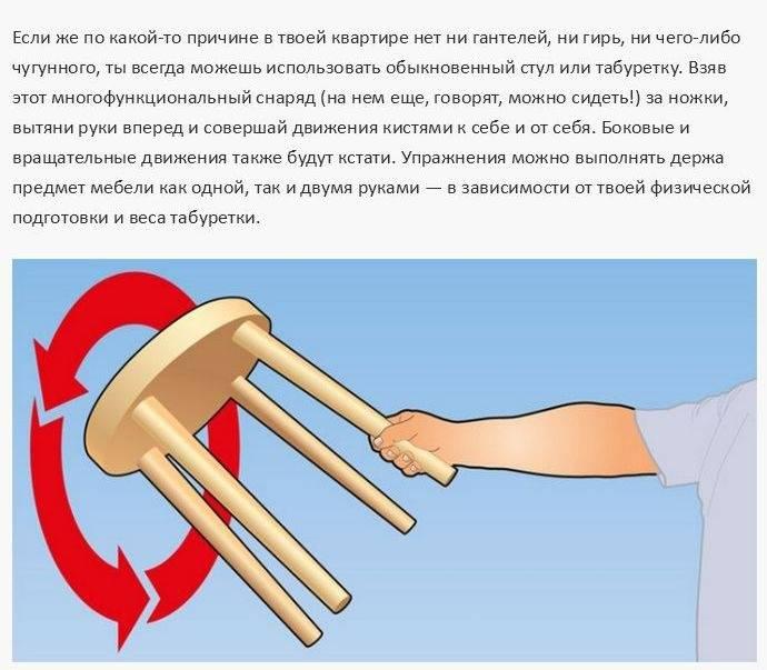 Как укрепить кисти рук: комплекс упражнений, эффективность, отзывы