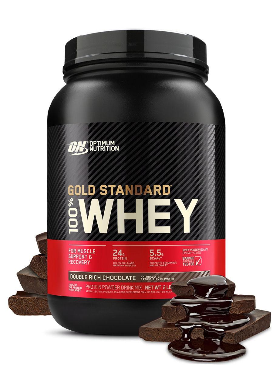 Gold standard 100% whey от optimum nutrition - спортивное питание на dailyfit