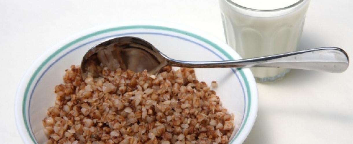Варианты диеты на гречке с кефиром для быстрого похудения