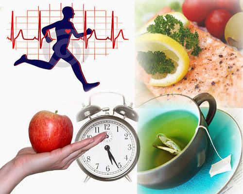 Как восстановить обмен веществ и похудеть?
