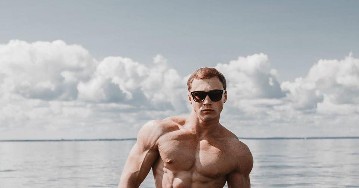 Денис гусев: рост, вес спортсмена. биография и достижения бодибилдера