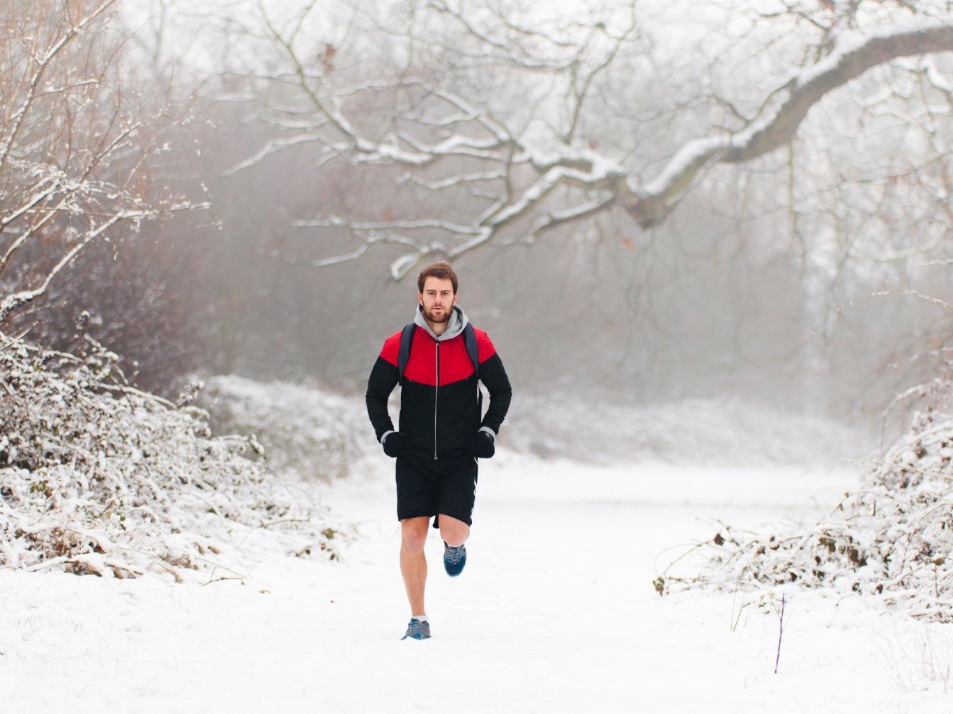 5 причин бегать зимой на улице