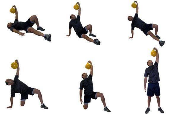 Турецкий подъем — sportfito — сайт о спорте и здоровом образе жизни