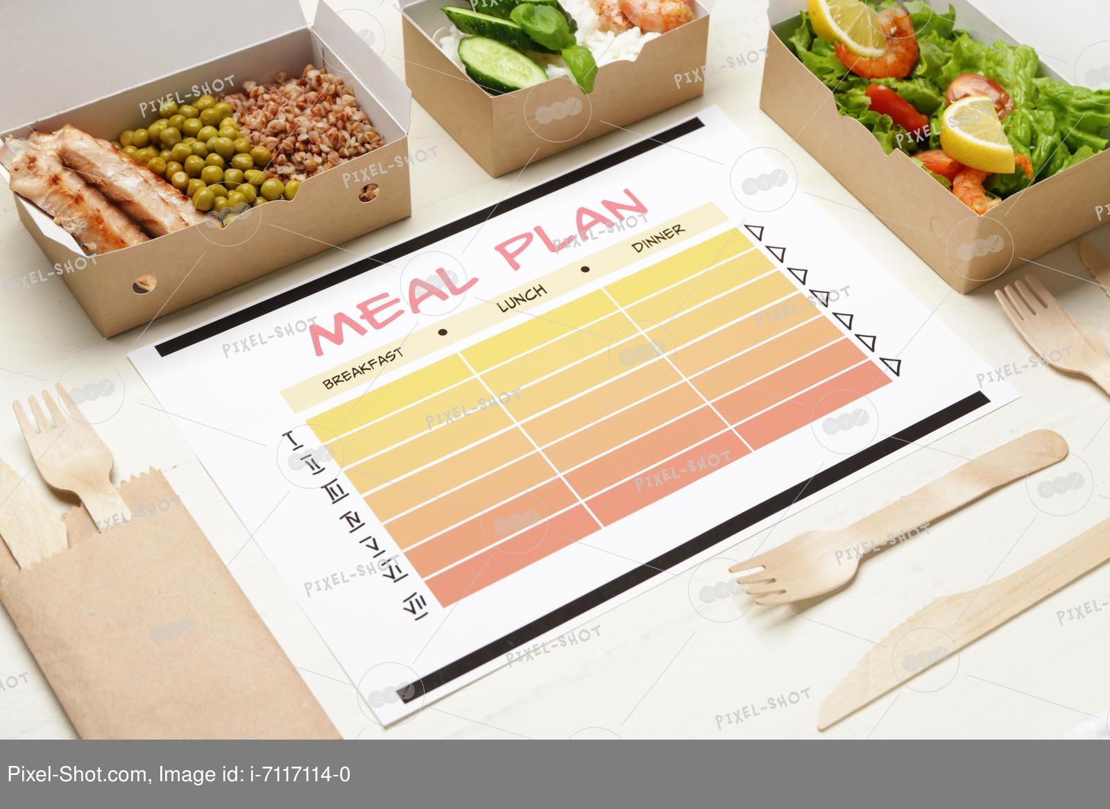 Планирование питания как реальный способ сэкономить