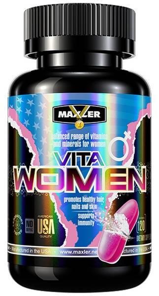 Vita women maxler побочные действия