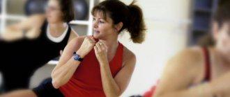 Фитнес для женщин после 50 лет - в домашних условиях видео