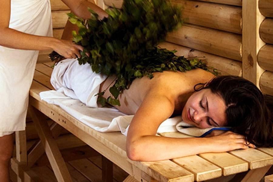 Польза бани для здоровых и для больных