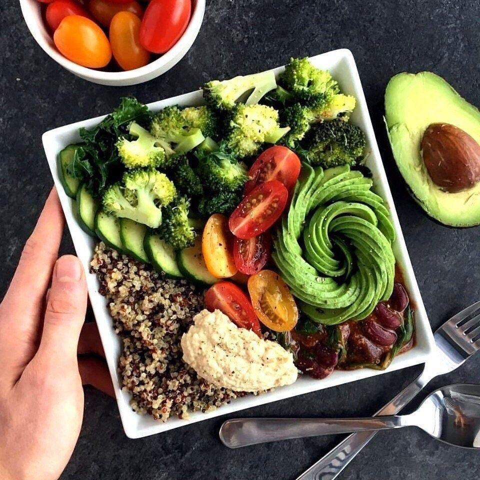 Правильное питание меню: на неделю, 30 дней. пример меню пп - pro-pp.com