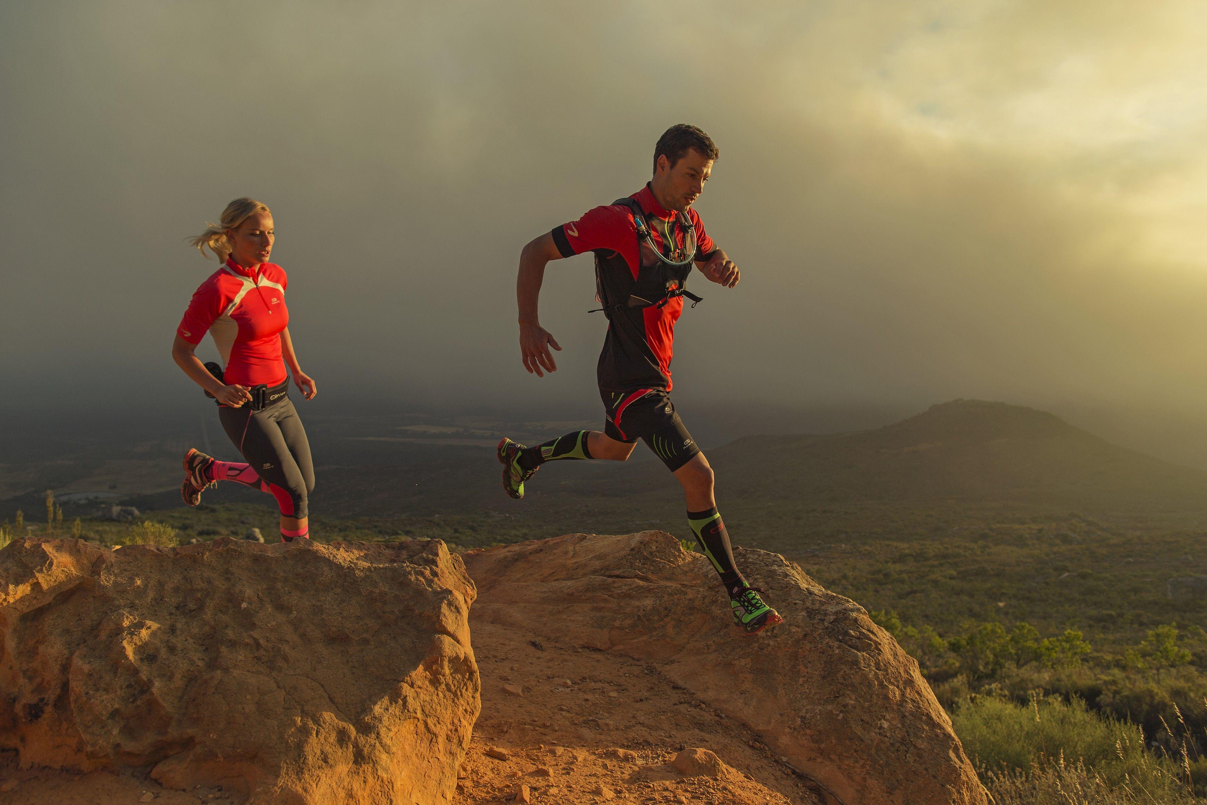 Как выбрать кроссовки для бега по пересеченной местности? — risk.ru