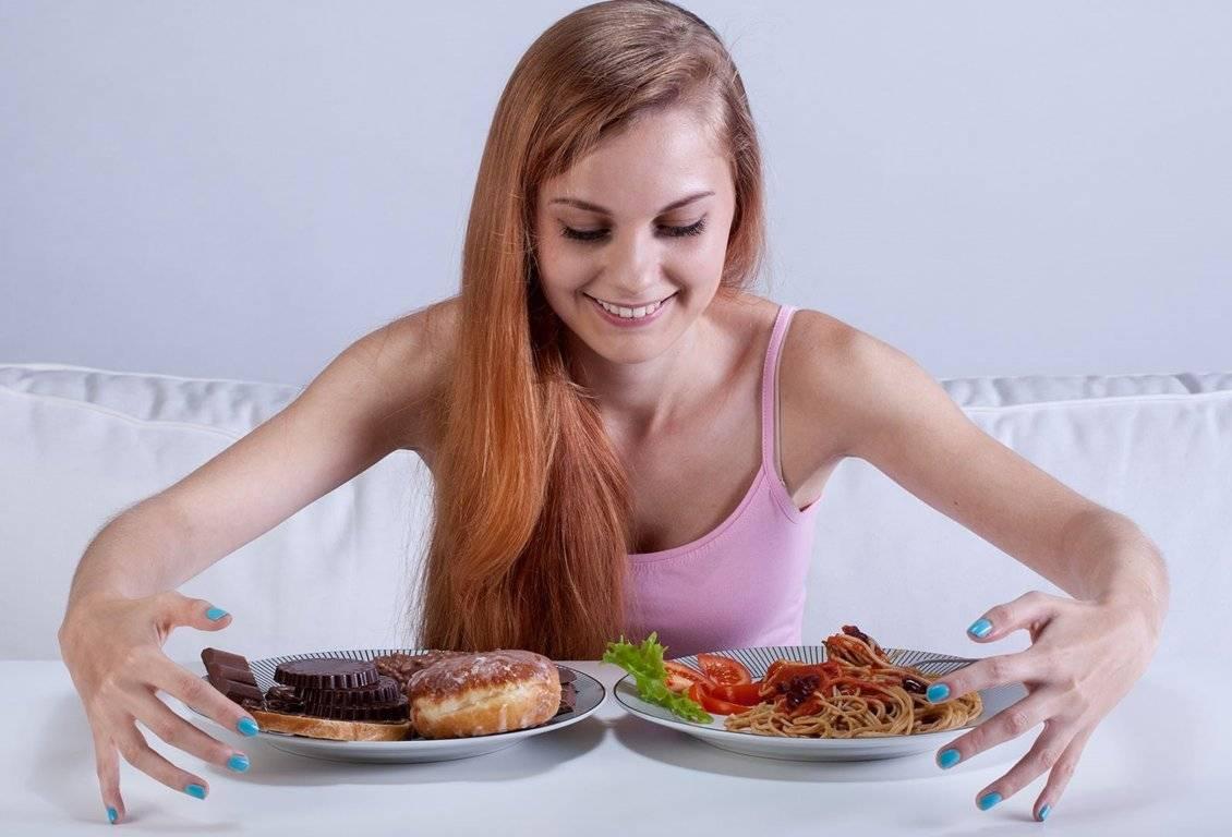 Постоянное чувство голода - причины, что делать при симптомах