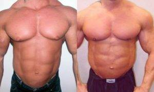 Как похудеть в груди: упражнения и диета для уменьшения грудной клетки