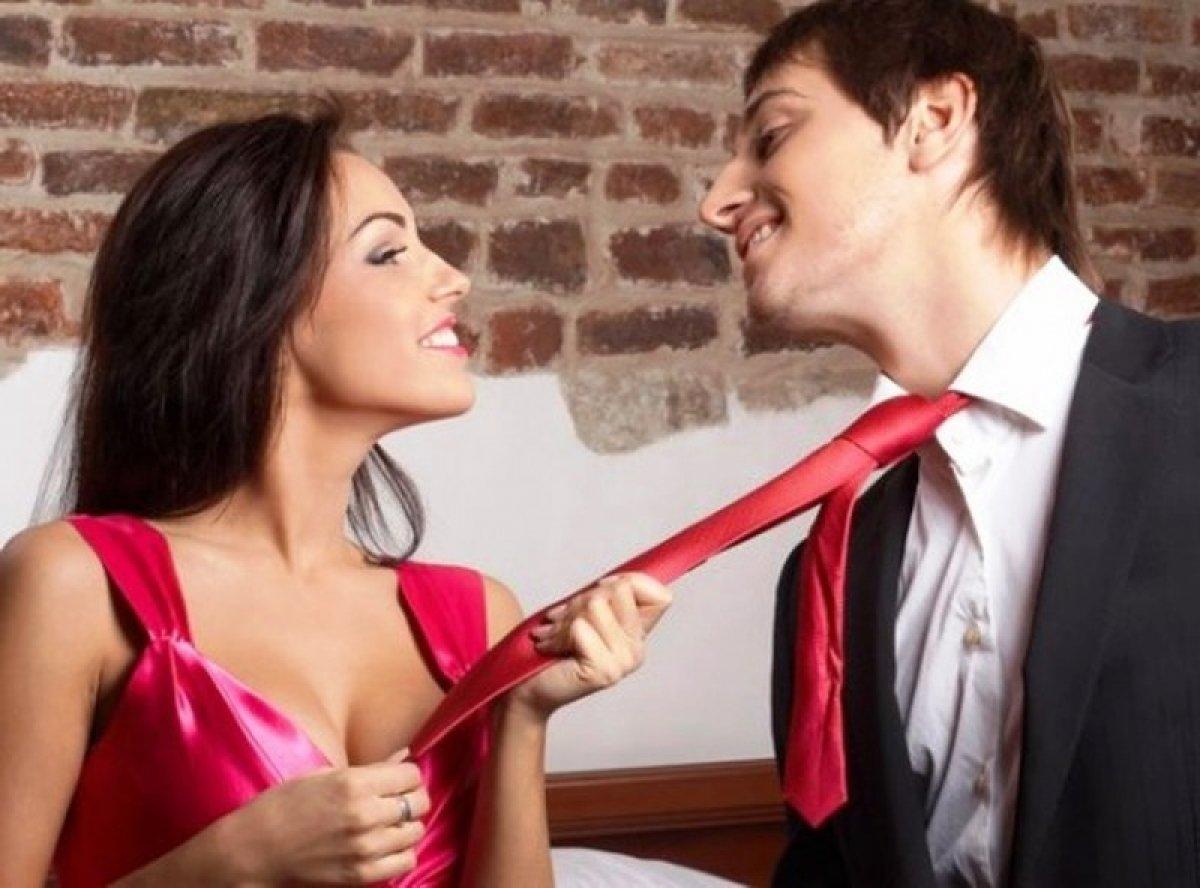 Почему тянет мужчину к женщине