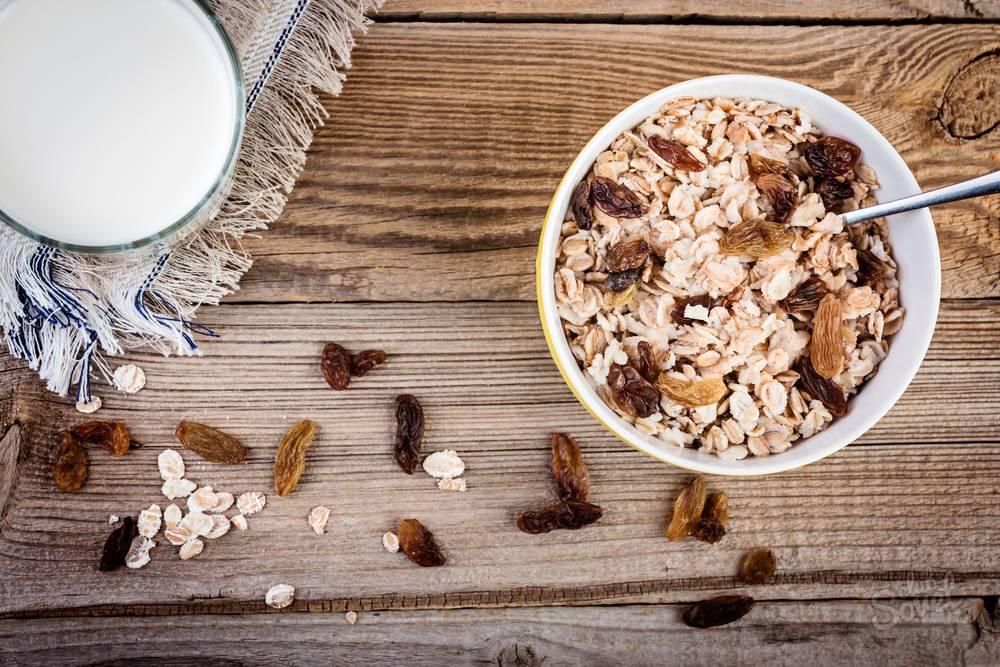 Овсянка на завтрак: польза или вред
