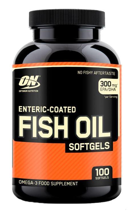 Как принимать fish oil от optimum nutrition.