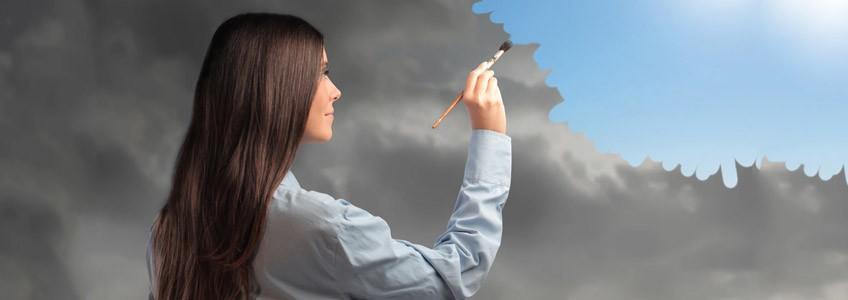 Как избавиться от негативных мыслей, которые не уходят из головы?