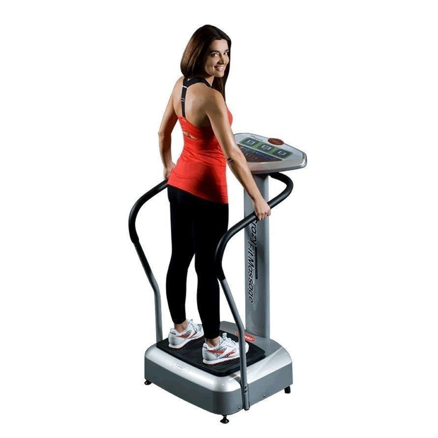 Виброплатформа для похудения: спортивное тело без толики дела?