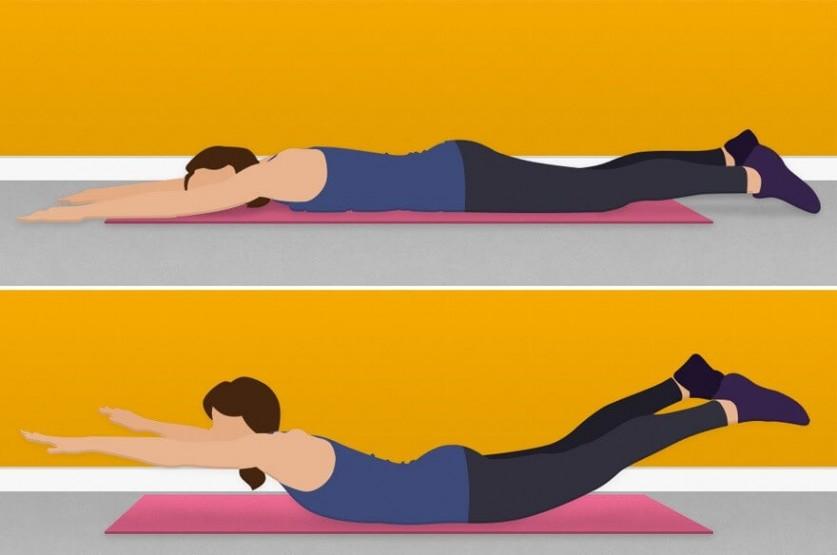 Эффективные упражнения для ягодиц | wmj.ru